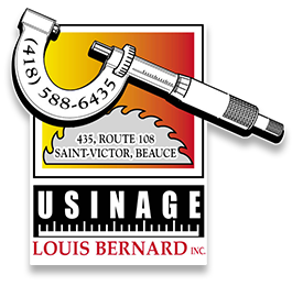 Usinage Louis bernard Inc.